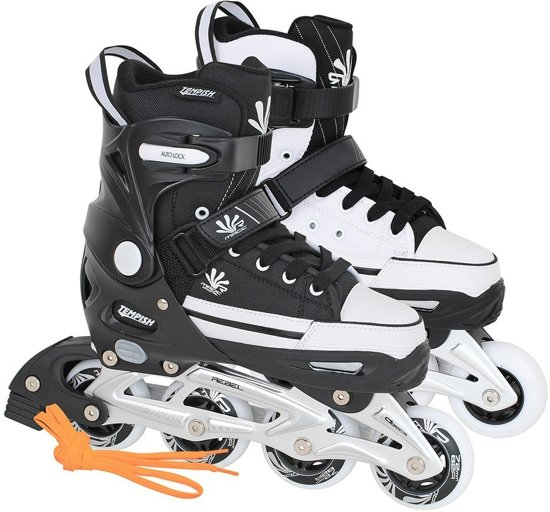 6f9990953e4 Tempish magic rebel inline skates junior zwart wit maat jpg 550x512 Skate  tempish
