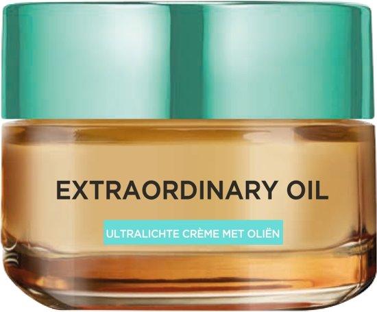 L'Oréal Paris Extraordinary Oil Dagcrème - 50 ml - Normale tot Gemengde Huid