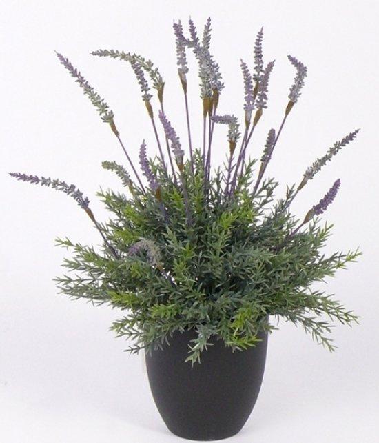 Lavendel plant in pot 30 cm - kunstplant