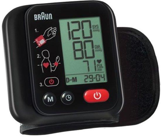 Braun BBP2200 Pols Automatisch 1gebruiker(s) bloeddrukmeter