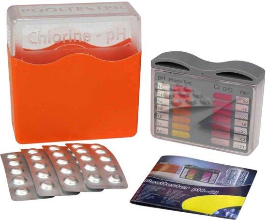 DPD Chloor en PH watertester