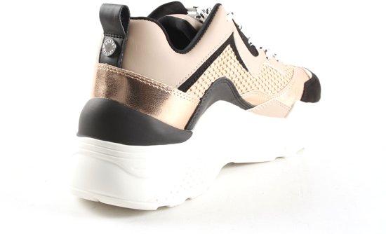 Steve Madden Antonia Roze Sneakers Dames 40 HYFFcSHN