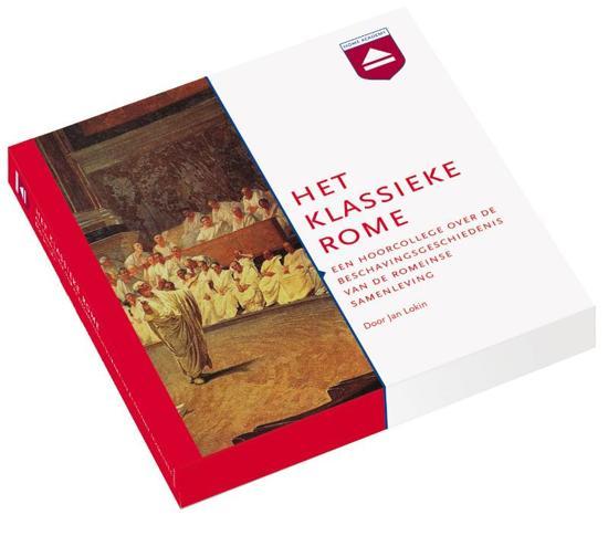 Afbeelding van Het klassieke Rome (luisterboek)