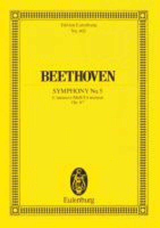 Symphony 5 Op. 67 C Min