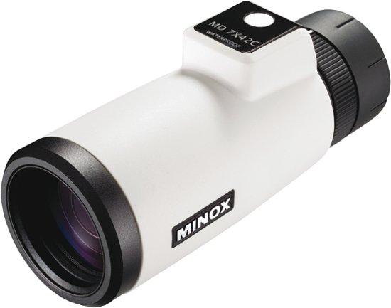 Minox witte Monokijker MD 7x42 C