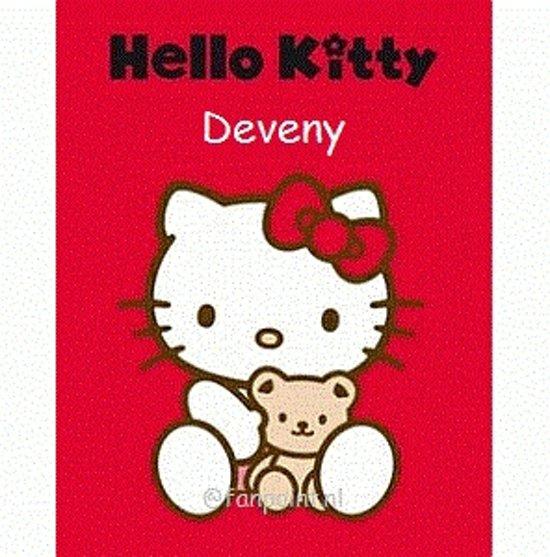 Hello Kitty Fleece Deken.Bol Com Hello Kitty Fleece Deken