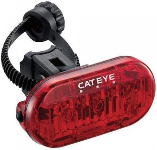 CatEye LD 135 - Fietsachterlicht - LED - Batterij - Rood