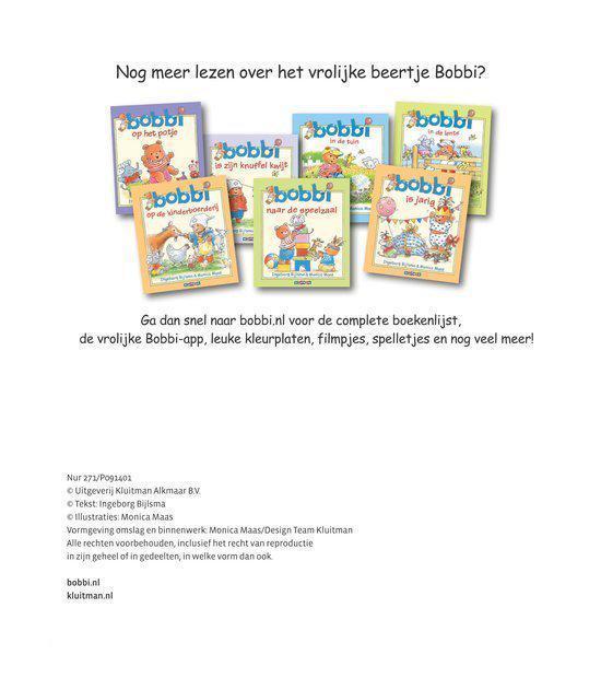 Bol Com Bobbi Bobbi Viert Sinterklaas Viert Kerst Omkeerboek
