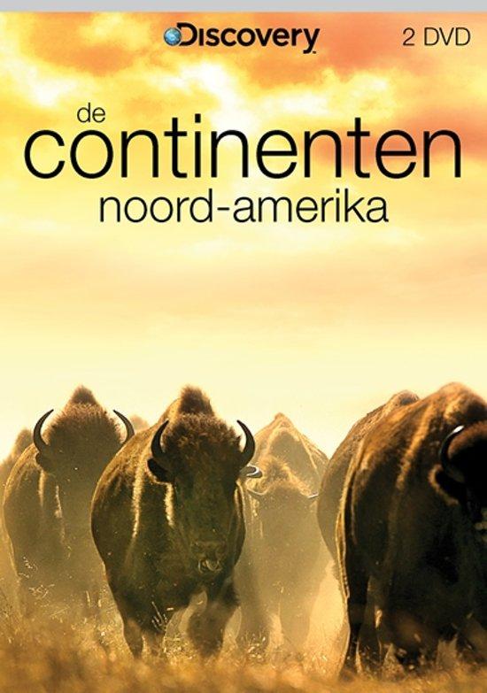 Continenten - Noord-Amerika