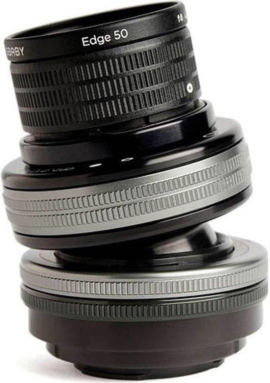 Lensbaby Composer pro II lens met Edge 50 optic - geschikt voor alle Fujifilm systeemcamera's in Kraggenburg
