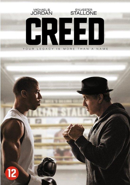 DVD cover van Creed