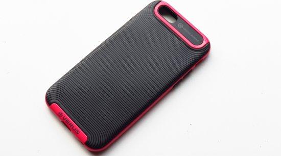 Hoesje Met Licht : Bol iphone s verus armor bumper hoesje licht roze zwart