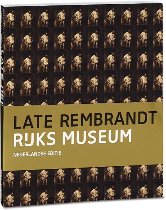 Boek cover Late Rembrandt van Jonathan Bikker (Paperback)