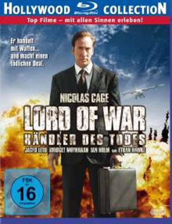 Lord Of War (2005) (Blu-ray)