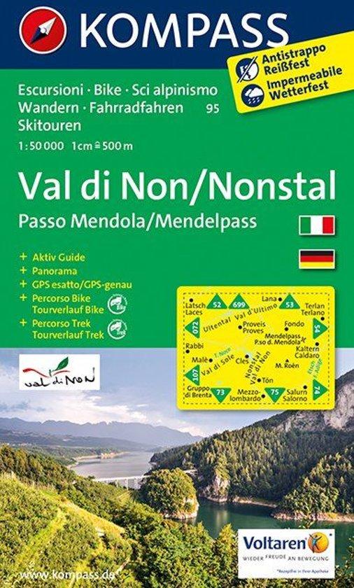 Kompass WK95 Nonstal/Valle di Non - Kompass pdf epub