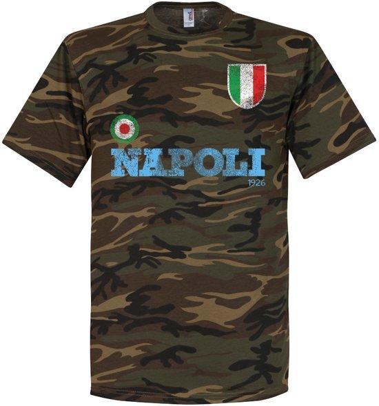 shirtS shirtS Napoli Napoli Camouflage shirtS T Napoli T Camouflage T Napoli Camouflage R3jLq45A