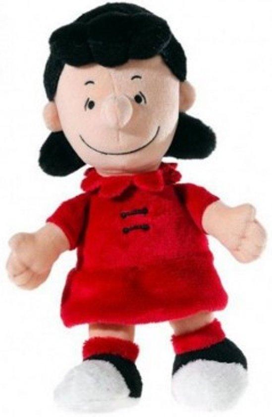 Snoopy/ Peanuts knuffel van Lucy (+/- 30cm)