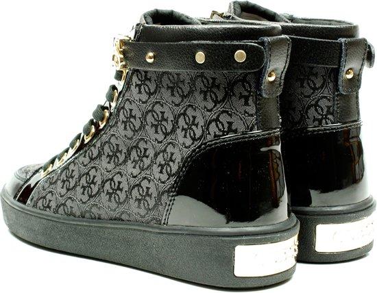 | Guess Dames Sneakers Flgrc3 Fal12 Zwart Maat 41