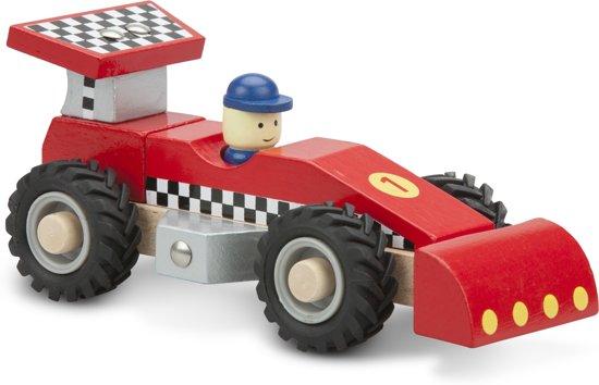 Raceauto - Rood