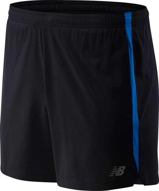 New Balance ACCELERATE 5IN SHORT Heren Sportbroek - LAPSBLUE - XL