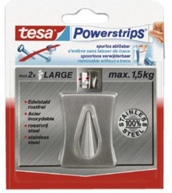 Bolcom Tesa Powerstrips Large Metaal Concave