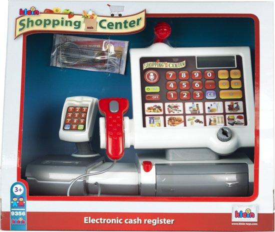 Afbeelding van Elektronische Kassa - Speelgoedkassa met scanner speelgoed