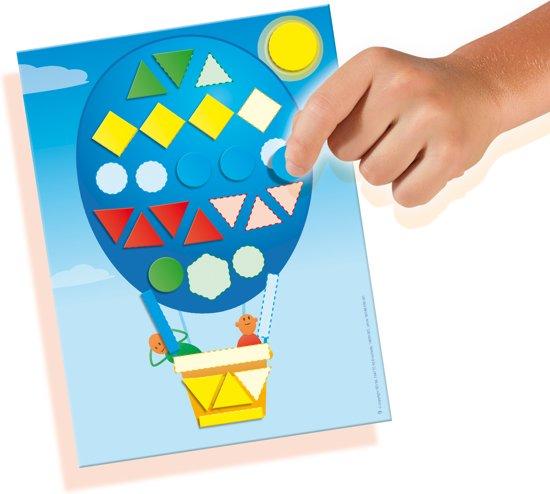 Thumbnail van een extra afbeelding van het spel SES Ik leer vormen herkennen