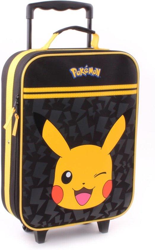Pokémon PIKACHU Kinder Trolley Koffer Vakantie Handbagage Pokemon