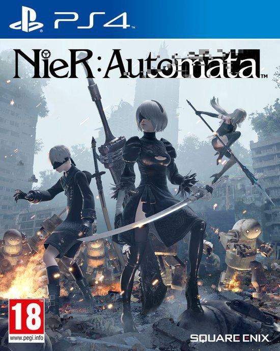 Nier: Automata - PS4 (import)