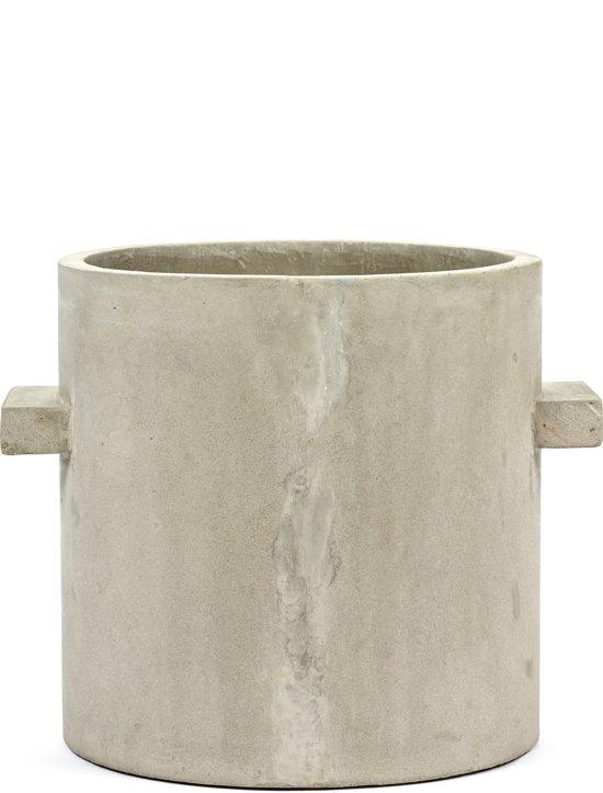 Serax NV - pot beton rond naturel d27 h27