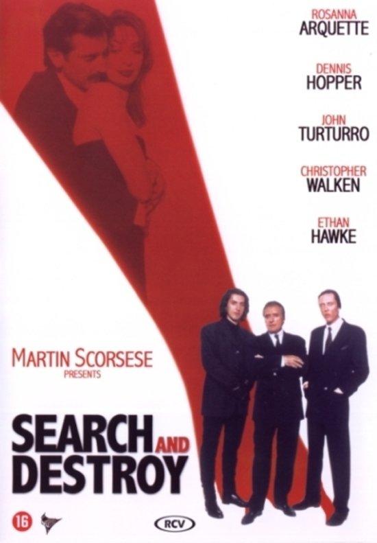 Cover van de film 'Search And Destroy'