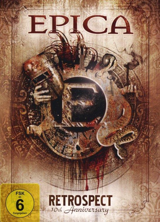 Retrospect - 10th Anniversary (2Dvd+3Cd)