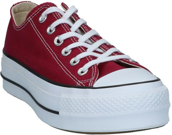 Converse Sneakers As Bordeaux Chuck Taylor Lift Ox zVqUMpGLS