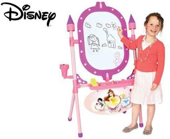 Disney Princess Delux 2 in 1 Ezel met magnetisch bord
