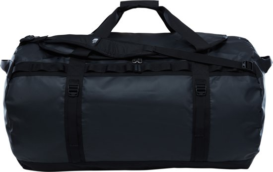 758de7435 The North Face Base Camp Duffel Reistas XL - 135 L - TNF Black - vernieuwd  model