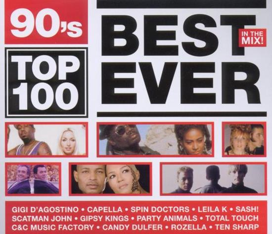 90's Top 100 - Best Ever, Various
