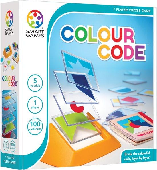 Smart Games Colour Code
