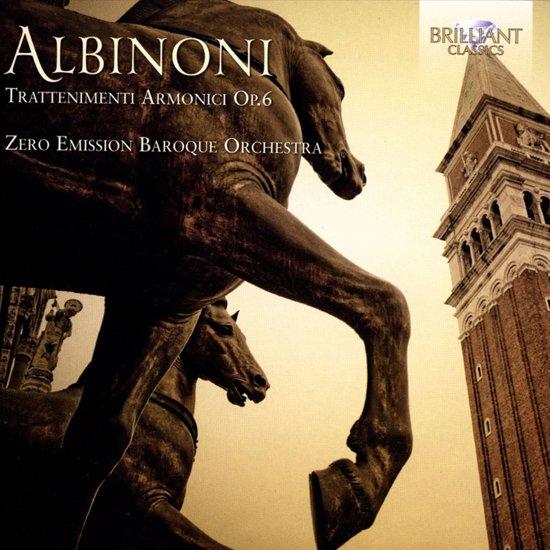 Albinoni: Trattenimenti Armonici, Op. 6