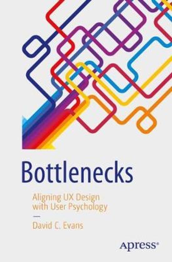 Boek cover Bottlenecks van David C. Evans (Paperback)