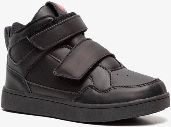 Blue Box jongens sneakers met lichtjes Zwart Maat 28
