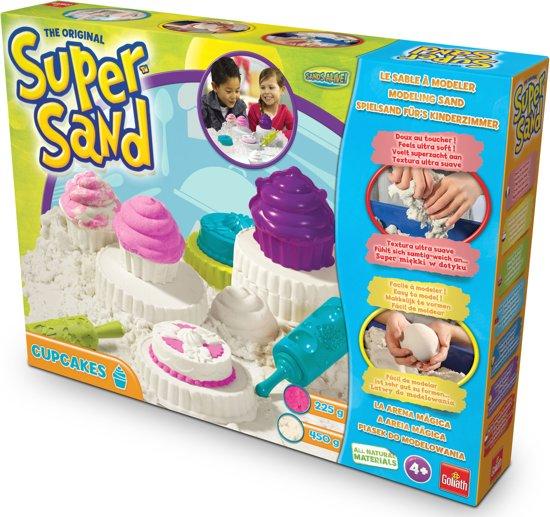 Super Sand Cupcakes