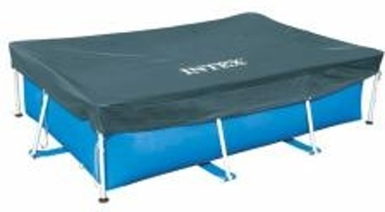 Intex Afdekzeil Rectangular Pool Cover 300 X 200 Cm