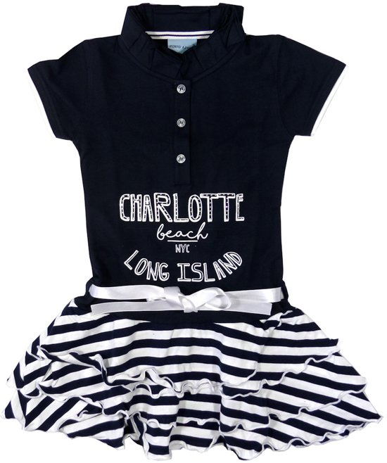 Porto Azul Kinderkleding.Bol Com Porto Azul Jurk 104 110