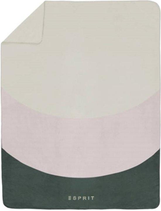 Esprit Moons - Plaid - 140x200 cm - Pink