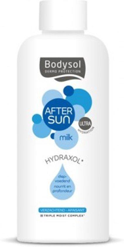 Foto van Bodysol Aftersun Milk Hydraxol 200ml