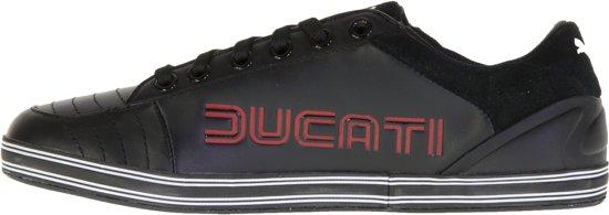 65cc Unisex Zwart wit Maat Sneakers rood Ducati 37 Lo 5 Puma 6nf8d6