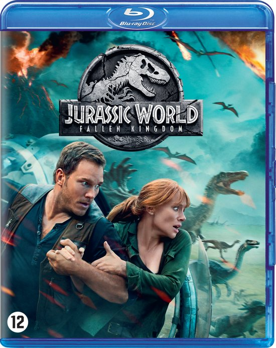 Jurassic World Fallen Kingdom (2018) BluRay 480p 400MB Org ( Hindi – English ) MKV