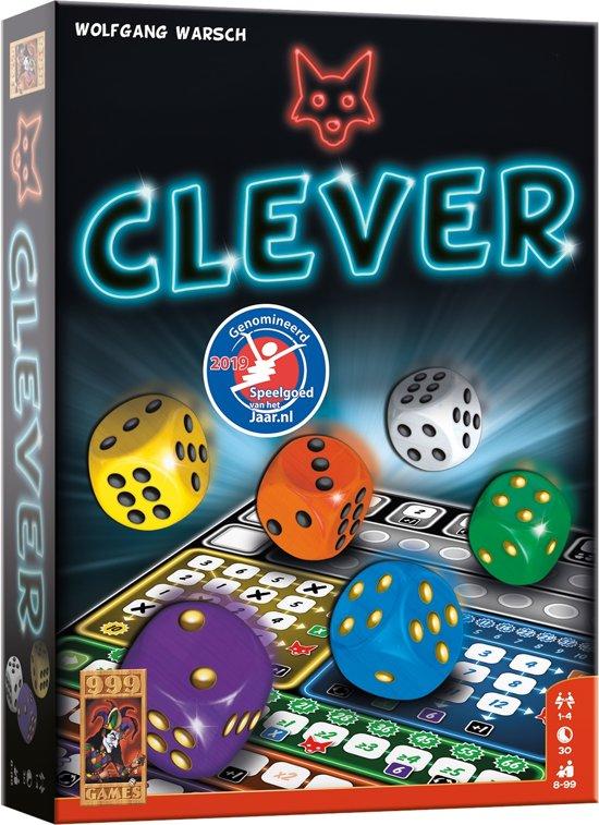 Afbeelding van Clever - Dobbelspel speelgoed