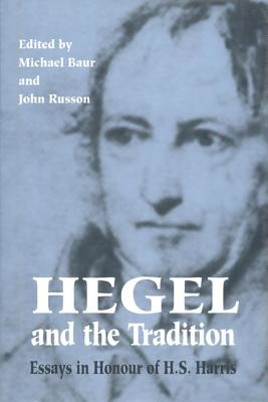 hegel essays Essays on hegel's logic provides a welcome introduction to those interested in this central piece of hegel's system, and it poses the question of whether, and how, the logic provides a closure to the.