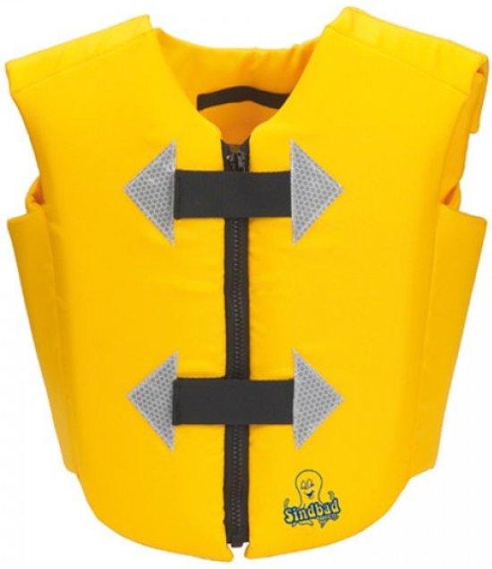 BECO Sindbad zwemvest - voor kinderen - 2-6 jaar - 15-30 kg - geel